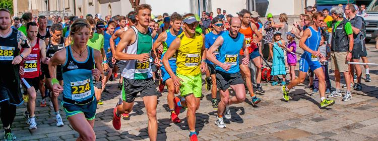 Halbmarathon Traunstein 2018