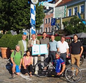 Handbike Region Chiemgau