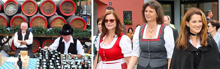Historisches Marktfest 2016 in Laufen