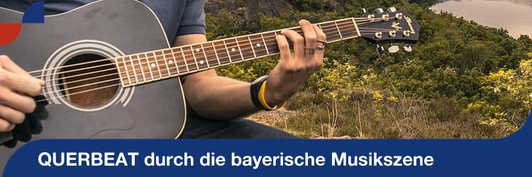 Rubrik: QUERBEAT durch die bayerische Musikszene