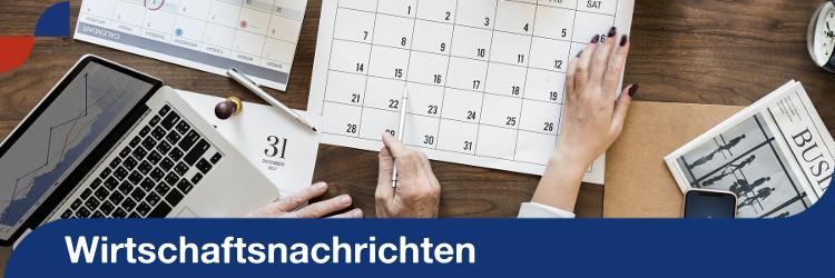 Homepage: Wirtschaftsnachrichten