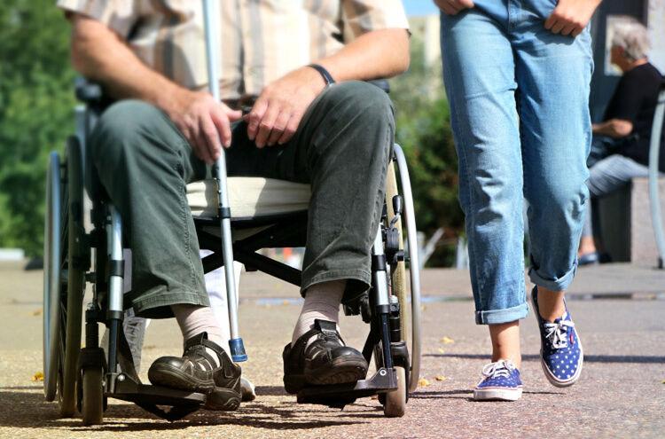 Hilfe Und Pflege Im Alter
