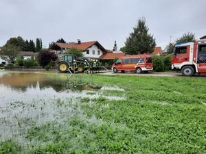 Hochwasser Freutsmoos