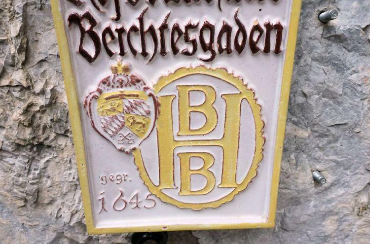 Hofbraeuhaus Schild