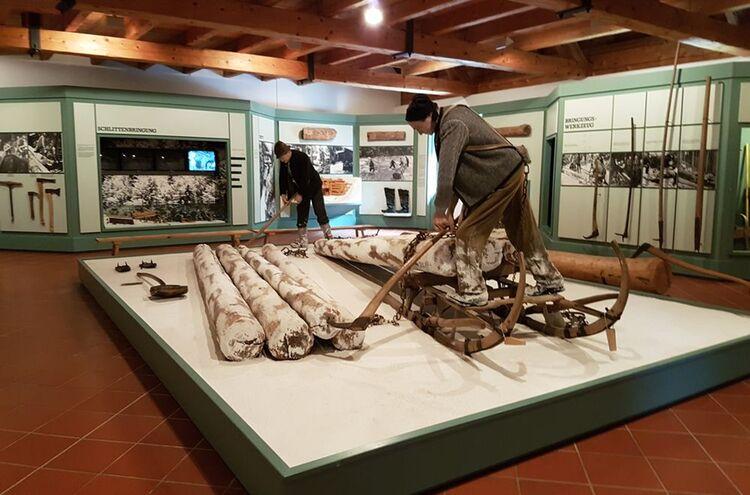 Holzknechtmuseum Ruhpolding 1