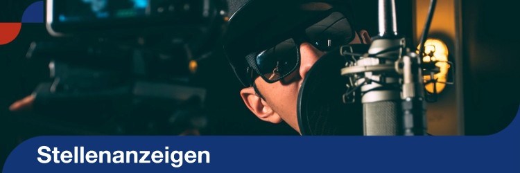 Homepage: Stellenanzeigen