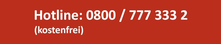 Hotline Bayernwelle rot