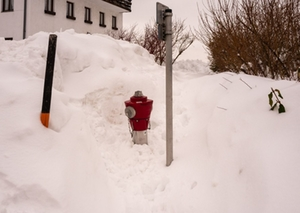 Hydrant Winter