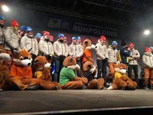 Biathlon Weltcup Ruhpolding 2020