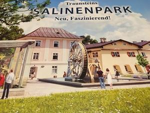 Salinenpark Traunstein