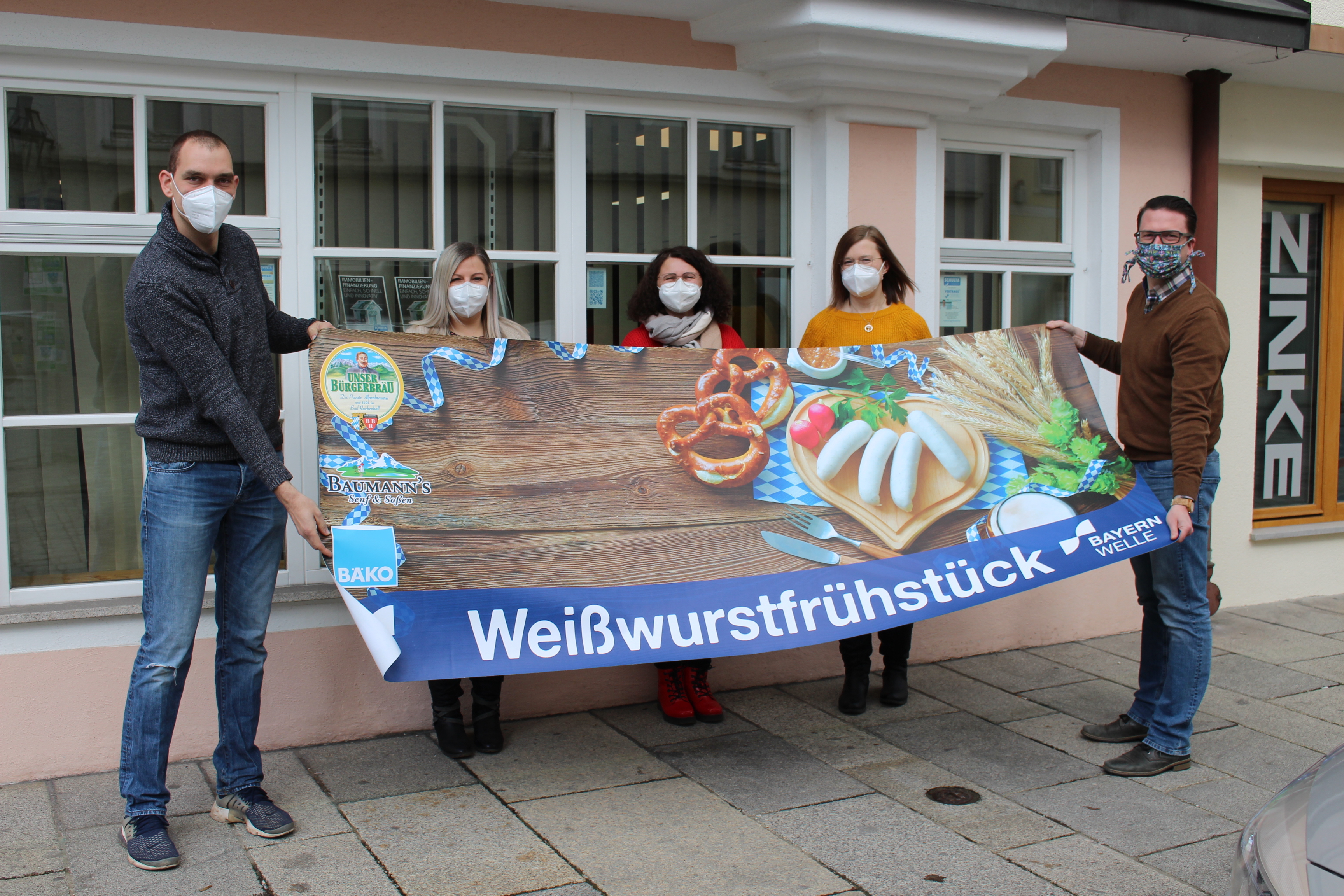 WWF-Dahoam in Trostberg