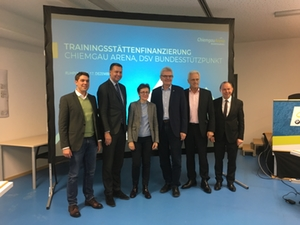 Trainingsstättenfinanzierung
