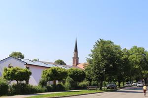 Übersee Dorf