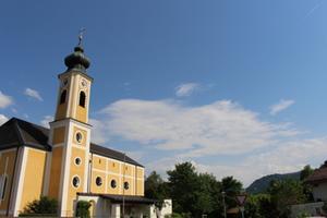 Unterwössen Kirche