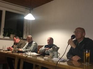 Rinderzuchtverband Diskussion Neubau Vermarktungshalle