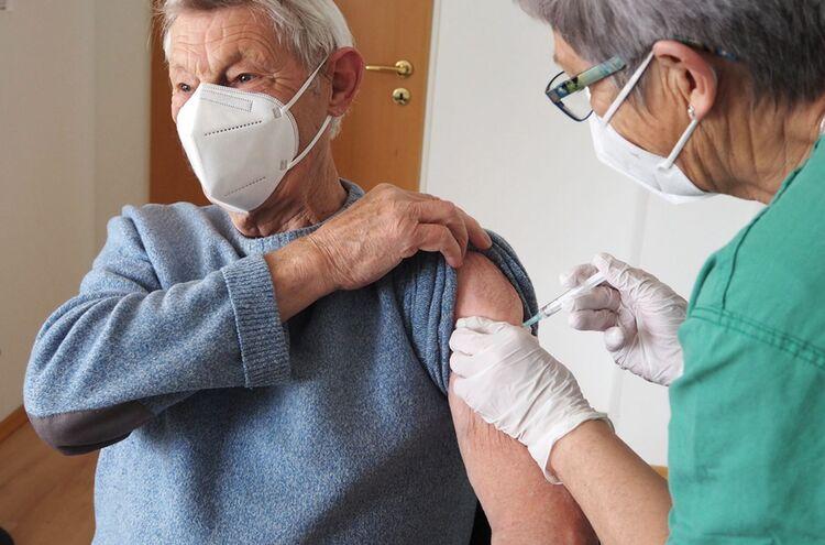Impfung Standortts