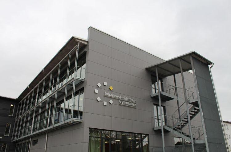 Johannes Heidenhain Gymnasium Trt