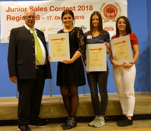 Junior Sales Contest 2018