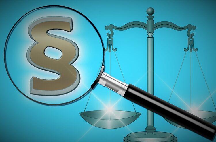 Justiz Gericht Prozess