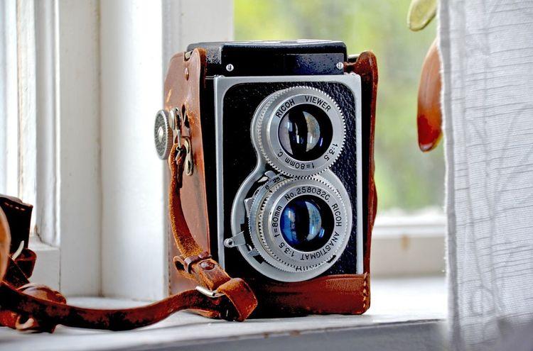 Kamera Nostalgisch