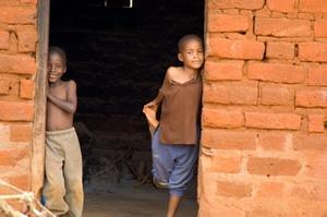 Kinder Afrika