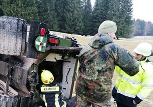 Kettenfahrzeug Bundeswehr