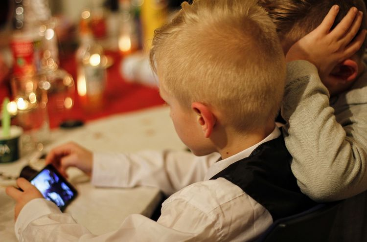 Kinder Smartphone