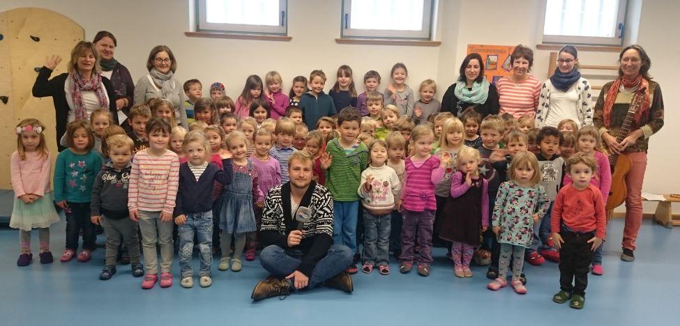 Kindergarten Aschau - Weihnachtslied