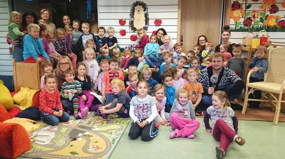 Kindergarten Aufham - Weihnachtslied