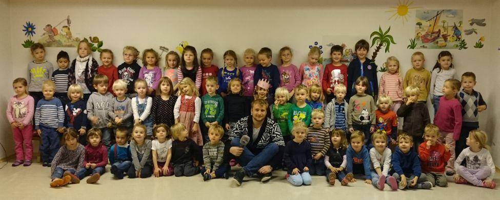 Kindergarten Bergen - Weihnachtslied