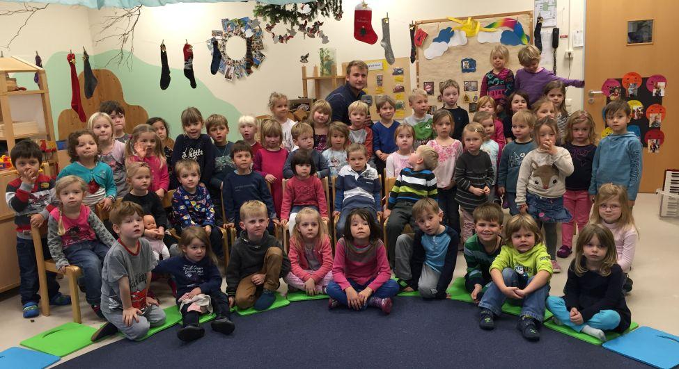 Kindergarten Bernau - Weihnachtslied