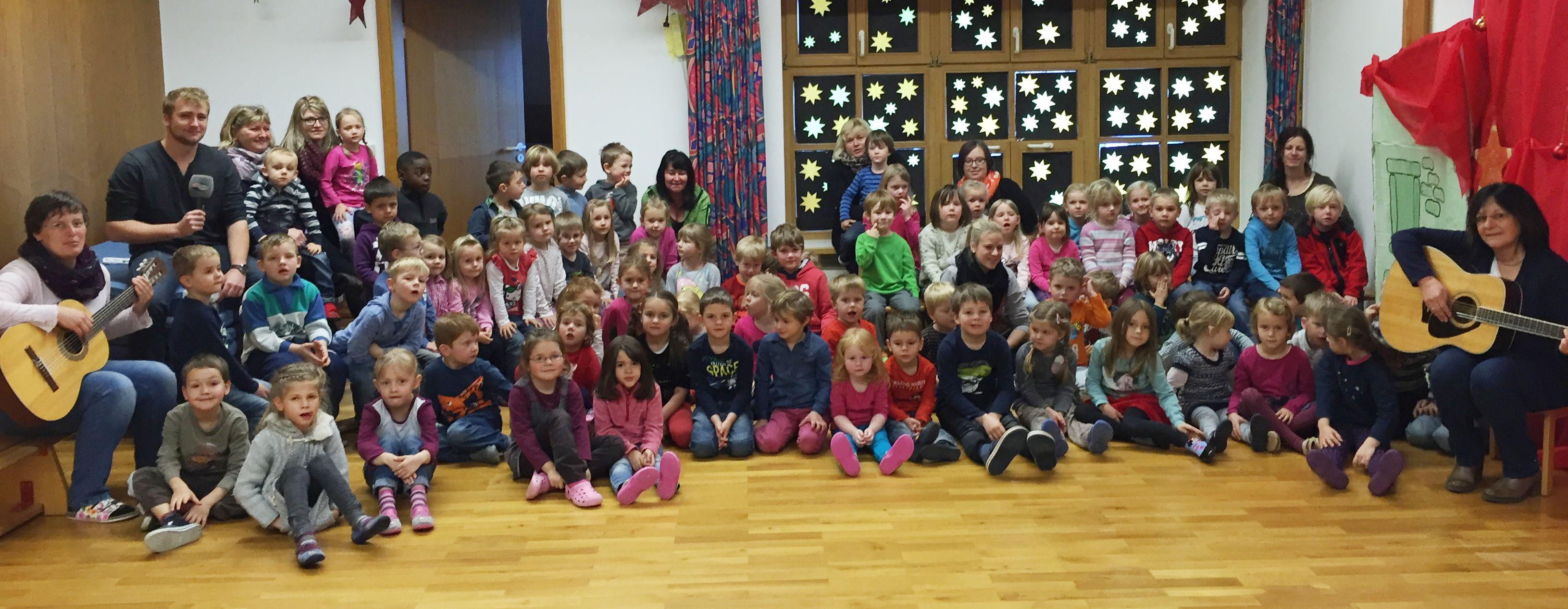 Weihnachtslied Kindergarten Inzell