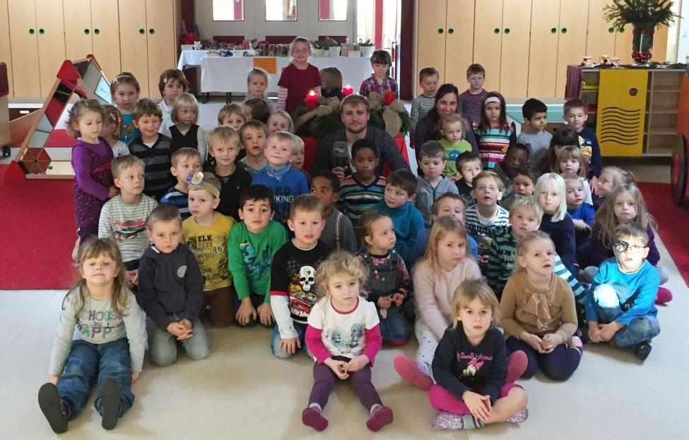 Weihnachtslied Kindergarten Laufen
