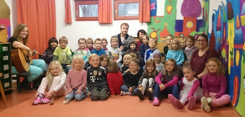 Kindergarten Ruhpolding - Weihnachtslied