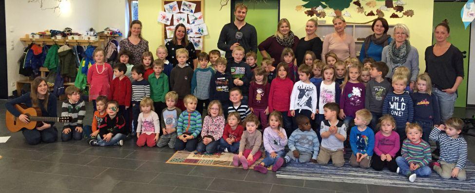 Weihnachtslied Kindergarten Surheim