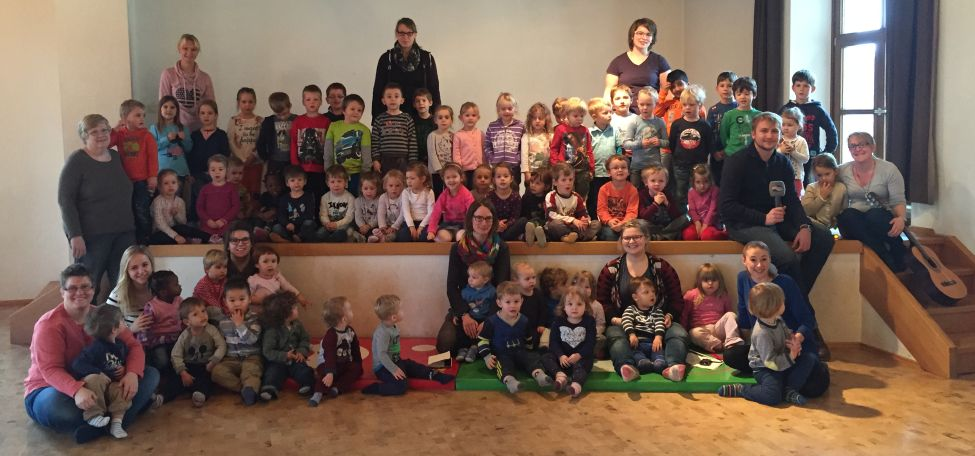 Kindergarten Tittmoning Weihnachtslied