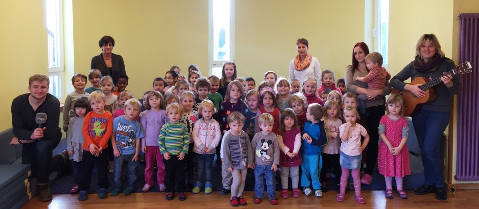 Weihnachtslied Kindergarten Traunreut