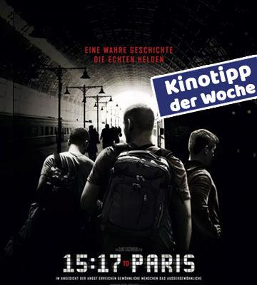 Kinotipp Der Woche 15 17 To Paris