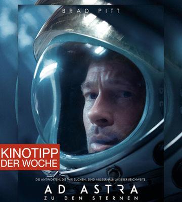 Kinotipp Der Woche Ad Astra Zu Den Sternen