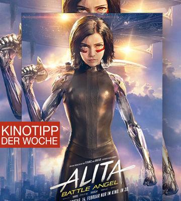 Kinotipp Der Woche Alita Battleangel