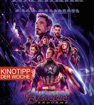 Kinotipp Der Woche Avengers Endgame