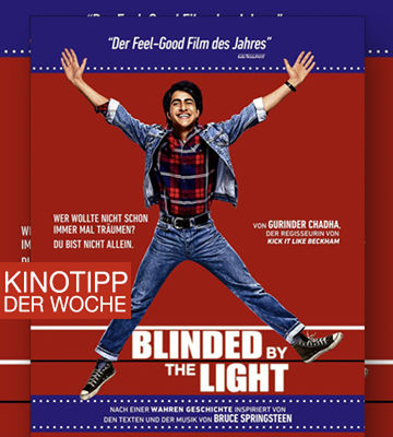 Kinotipp Der Woche Blinded By The Light