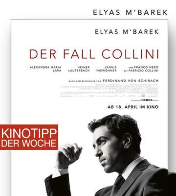Kinotipp Der Woche Der Fall Collini