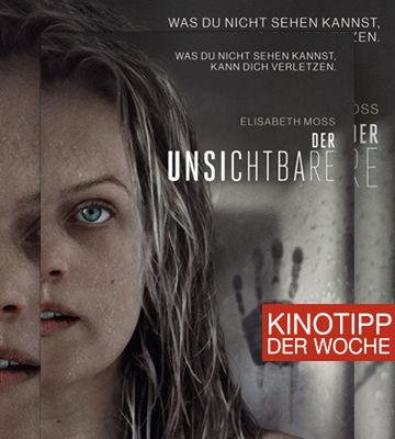 Kinotipp Der Woche Der Unsichtbare