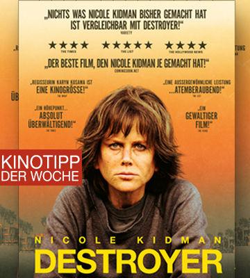 Kinotipp Der Woche Destroyer