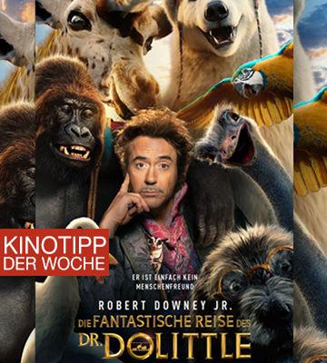 Kinotipp Der Woche Die Fantastische Resie Des Dr Dolittle