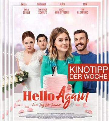 Kinotipp Der Woche Hello Again