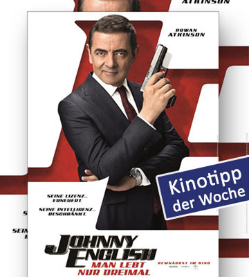 Kinotipp Der Woche Johnny English