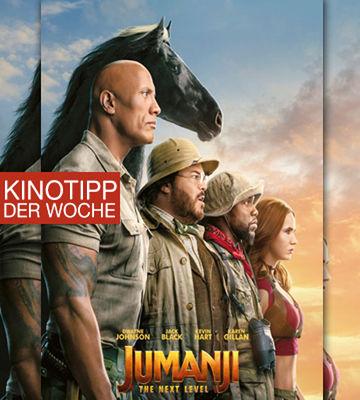 Kinotipp Der Woche Jumanji 1