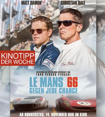 Kinotipp Der Woche Le Mans 66
